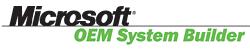 Microsoft OEM System Builder
